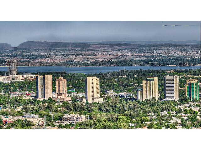 Islamabad skyline image
