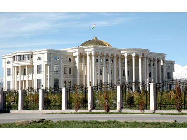 Dushanbe Presidential Palace 01 image
