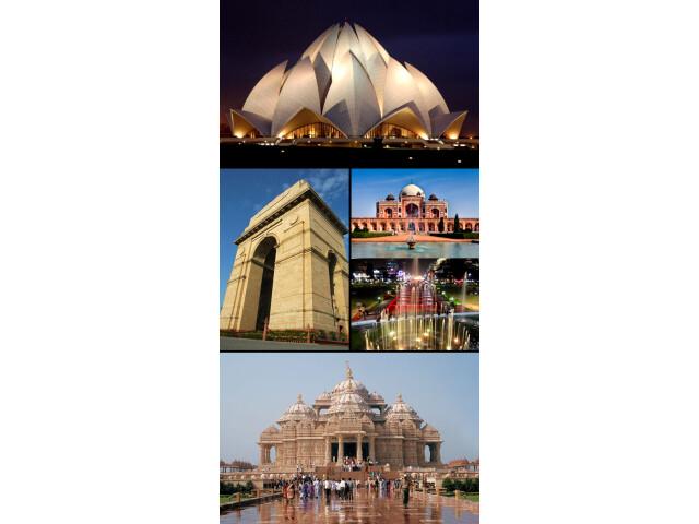 Delhi Montage image
