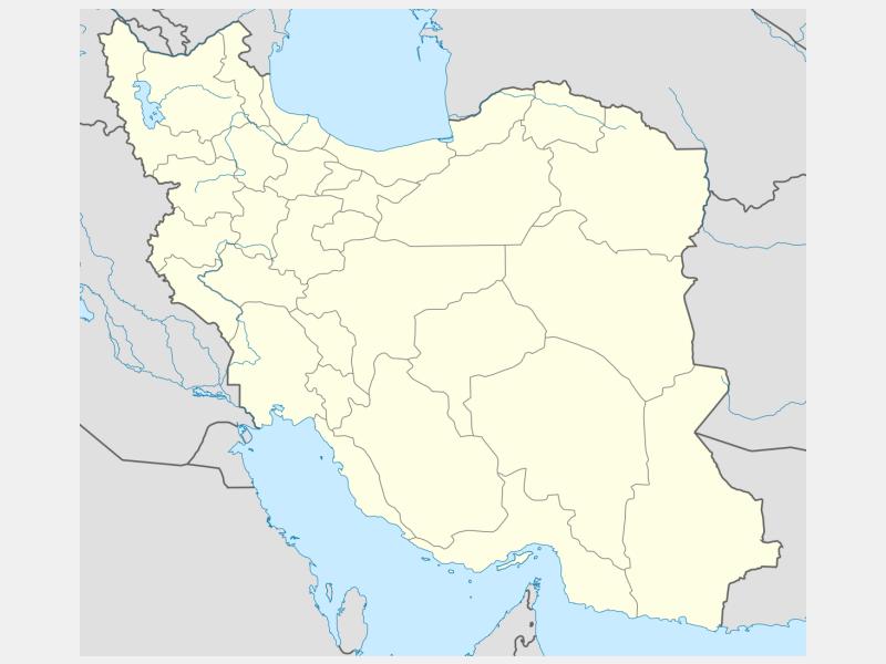Iran location map location map