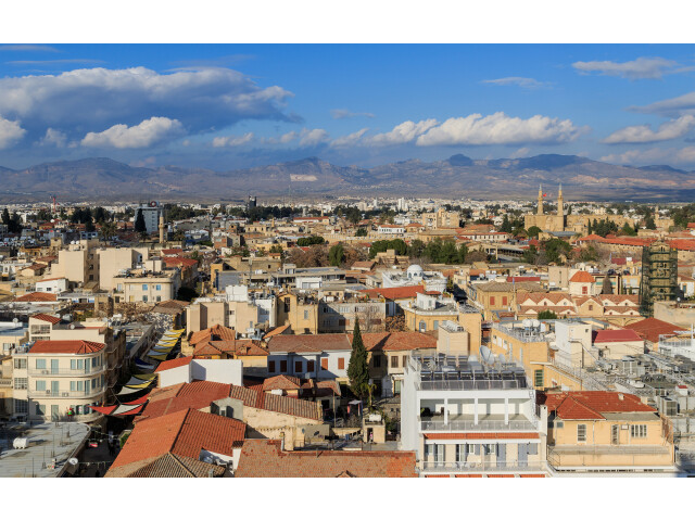 Nicosia 01-2017 img23 View from Shacolas Tower image