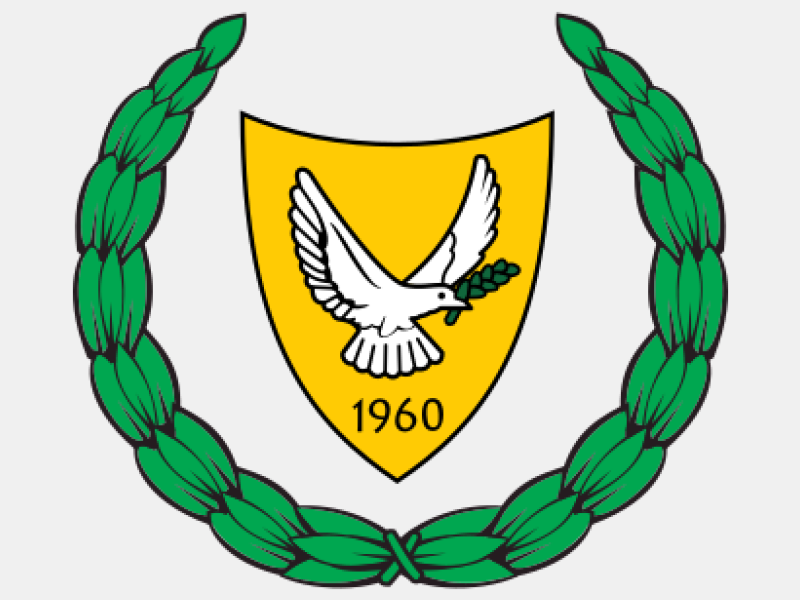 Coat of arms of Cyprus 'old' coat of arms image