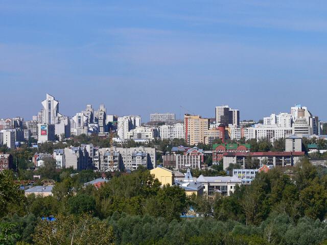 Barnaul Skyline 2007 image
