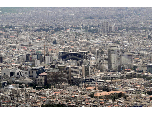 View of Damascus 02 image