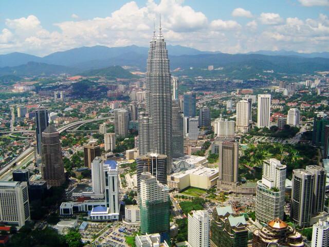 View on Petronas Towers image