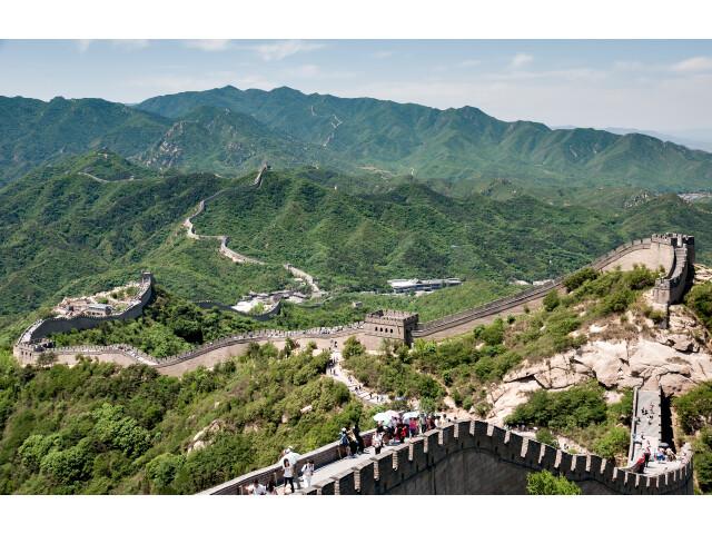 Badaling China Great-Wall-of-China-01 image