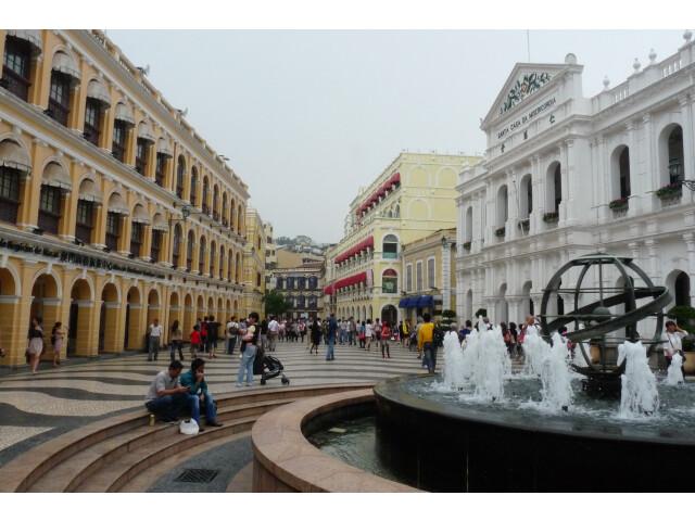 Senado Square - panoramio '1' image