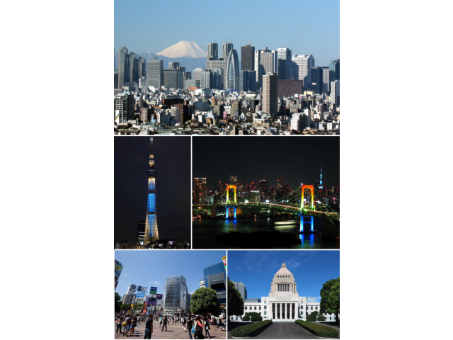 Tokyo Montage 2015 image