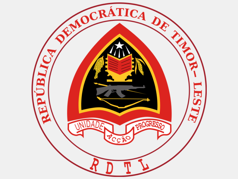 Coat of arms of East Timor coat of arms image