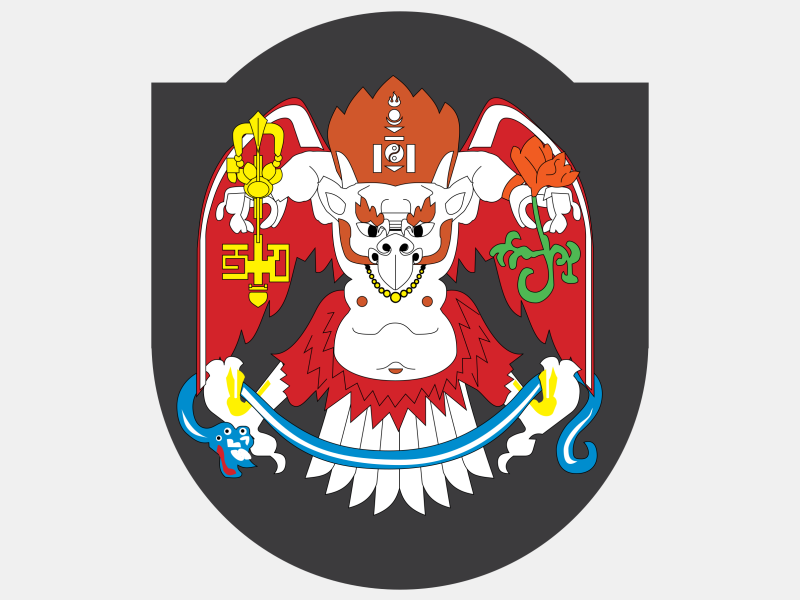 Ulaanbaatar coat of arms image