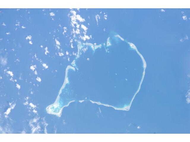 Funafuti locator map