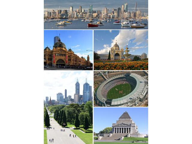 Melbourne montage 6 image