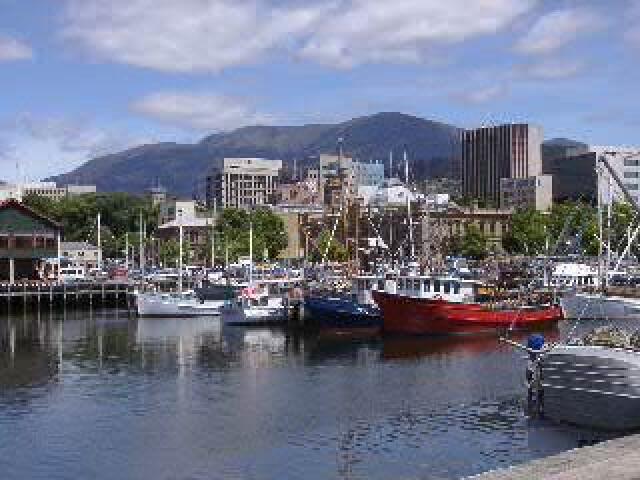 Hobart Marina MTWellington image