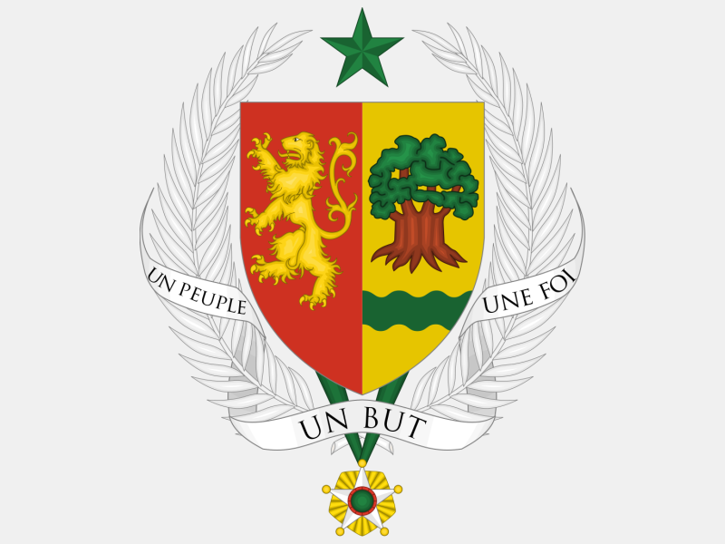 Coat of arms of Senegal coat of arms image
