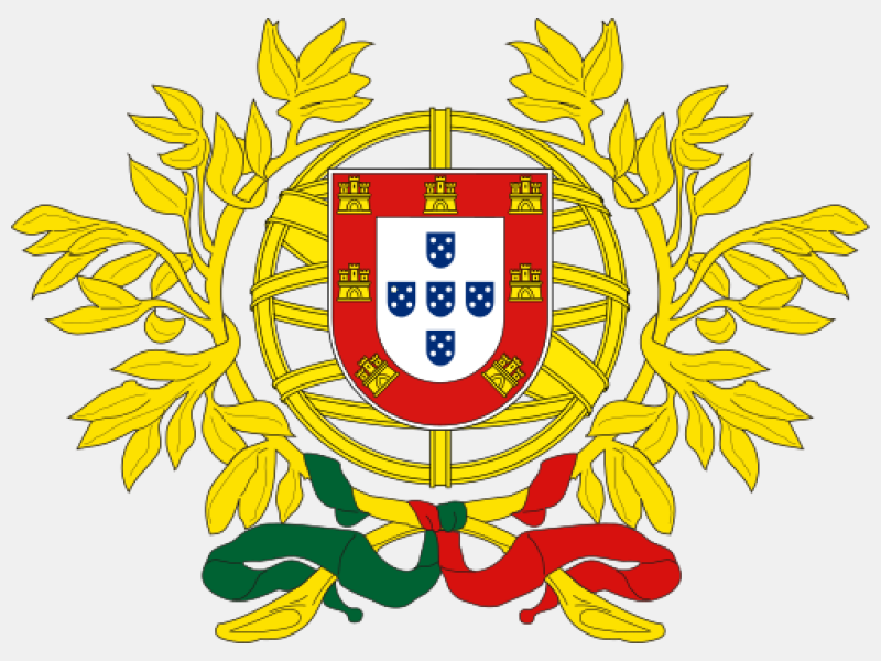 Coat of arms of Portugal coat of arms image