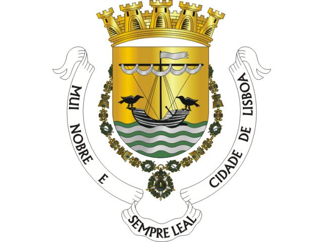 Crest of Lisboa coat of arms image
