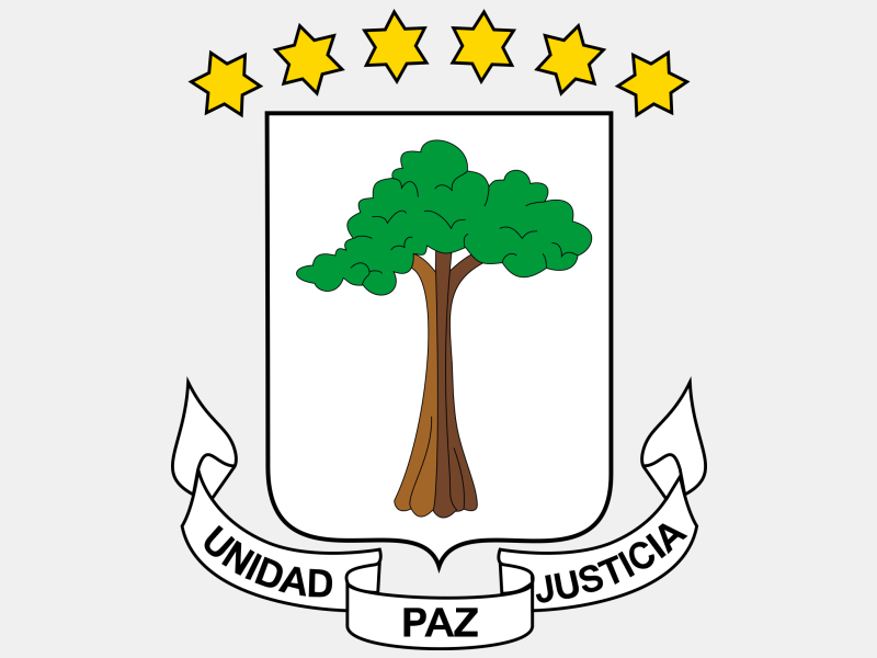 Coat of arms of Equatorial Guinea coat of arms image