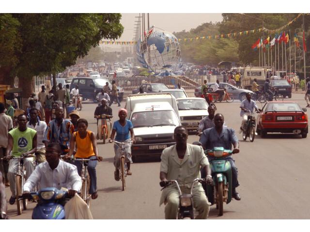 Ouagadougou place nations unies image