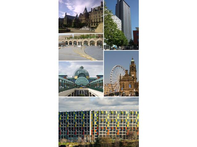 Sheffield City image