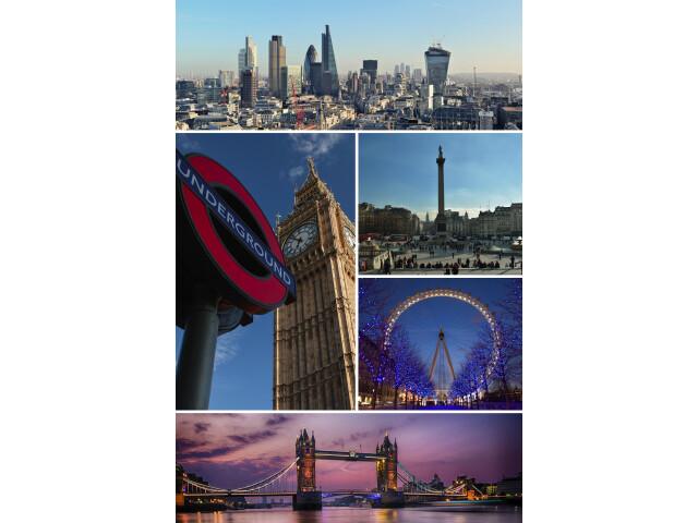 London Montage L image