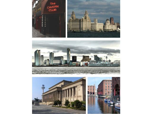 Liverpool Montage image