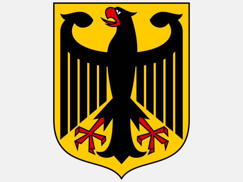 Coat of arms of Germany coat of arms image