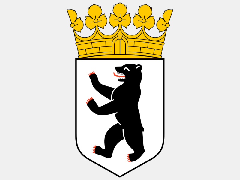 Coat of arms of Berlin coat of arms image