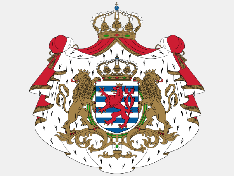 Coat of arms of Luxembourg coat of arms image