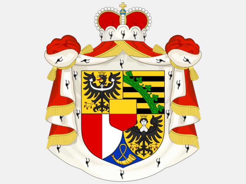 Staatswappen-Liechtensteins coat of arms image