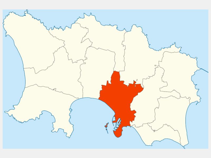 Saint Helier locator map