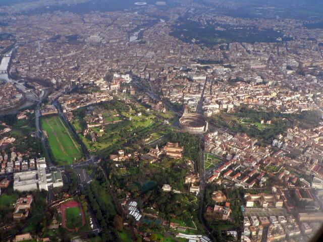 Roma dall%27aereo image