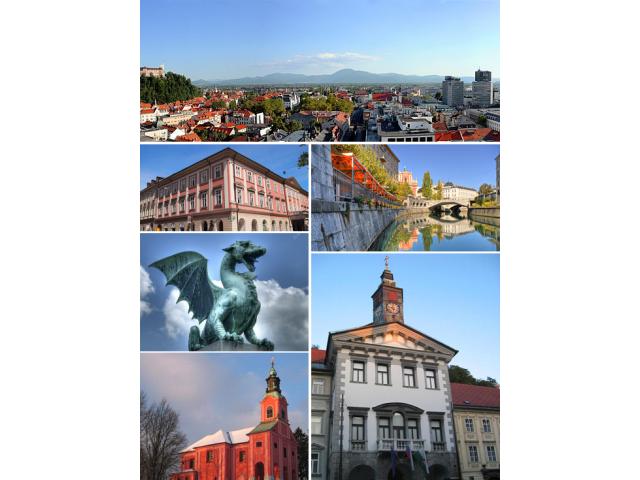 Ljubljana Montage 2 image