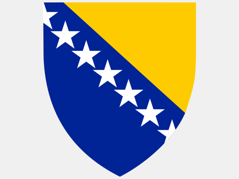 Coat of arms of Bosnia and Herzegovina coat of arms image