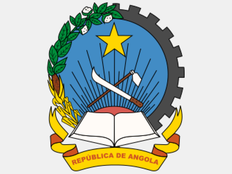 Emblem of Angola coat of arms image