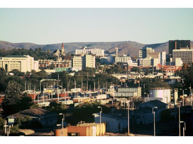 Windhoek-Skyline image