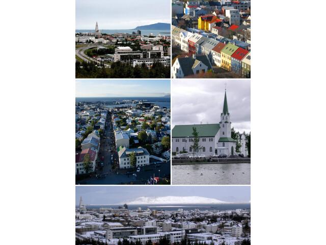 Reykjavik Main Image image
