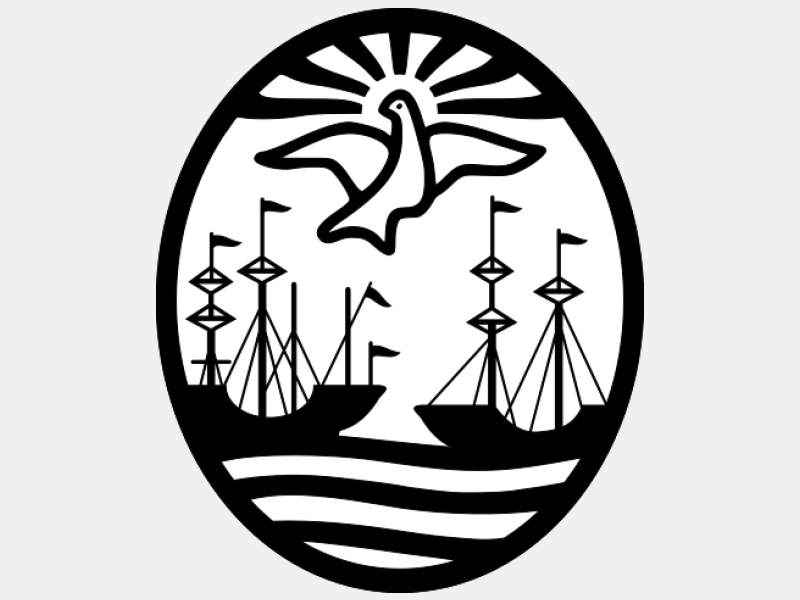 Escudo de la Ciudad de Buenos Aires coat of arms image