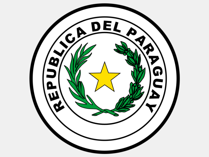 Coat of arms of Paraguay coat of arms image
