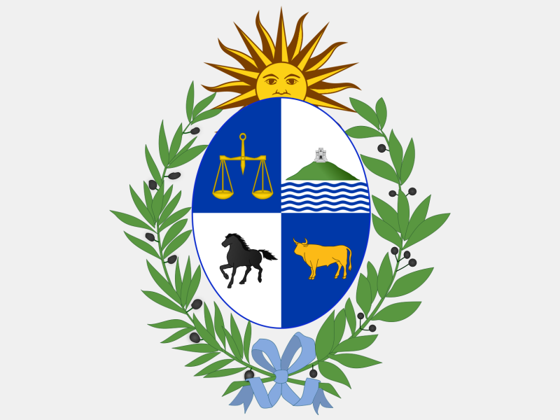 Coat of arms of Uruguay coat of arms image