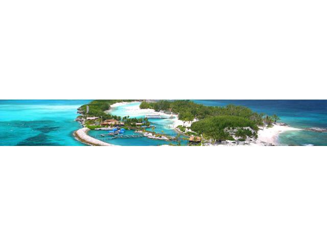 Nassau banner Blue Lagoon page banner