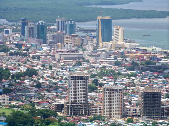 POS panorama image