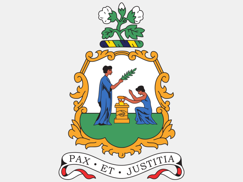 Coat of arms of Saint Vincent and the Grenadines coat of arms image