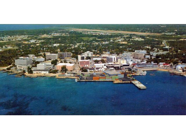 George Town Aerial view image