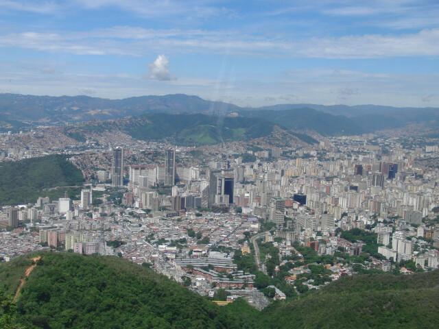 Caracas desde el %C3%A1vila image