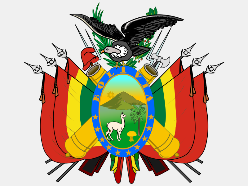 Coat of arms of Bolivia coat of arms image