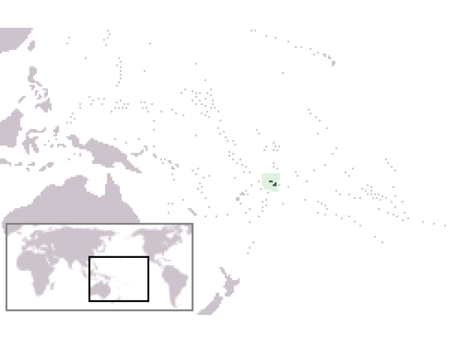 Independent State of Samoa locator map