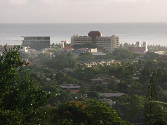 Samoa - Apia Govt buildings image