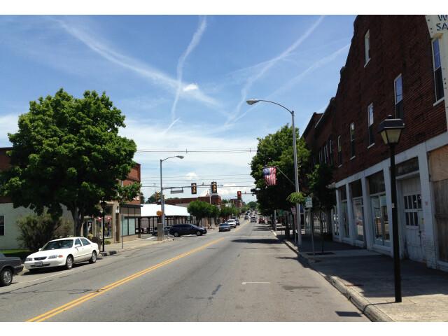 Salem VA downtown image