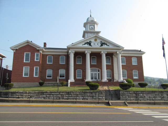 Russell County Courthouse image