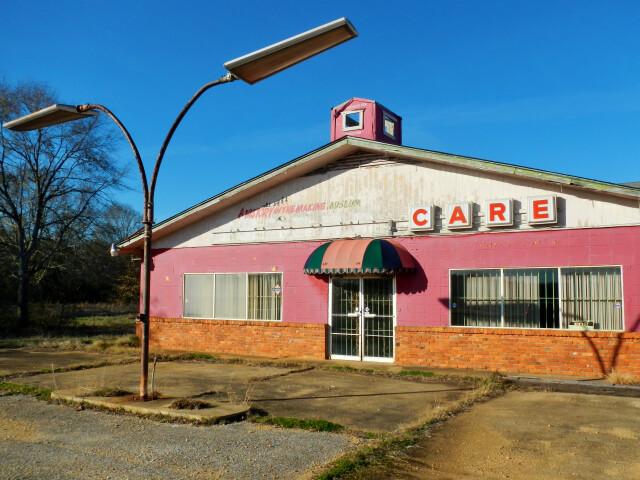 Benton  Alabama Pink CARE Building image